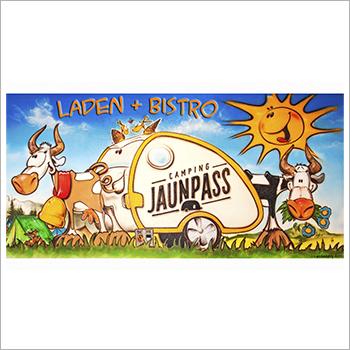 Laden & Bistro Camping Jaunpass
