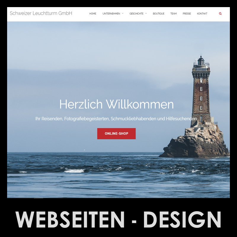 Angebot - Webseiten-Design - akg Design